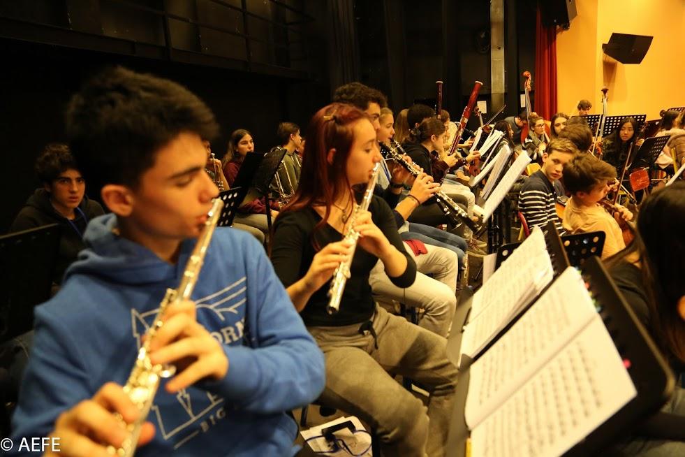 Dans les coulisses de l'Orchestre des lycées français du monde-3