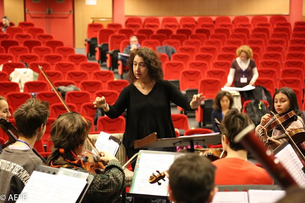 Dans les coulisses de l'Orchestre des lycées français du monde-14