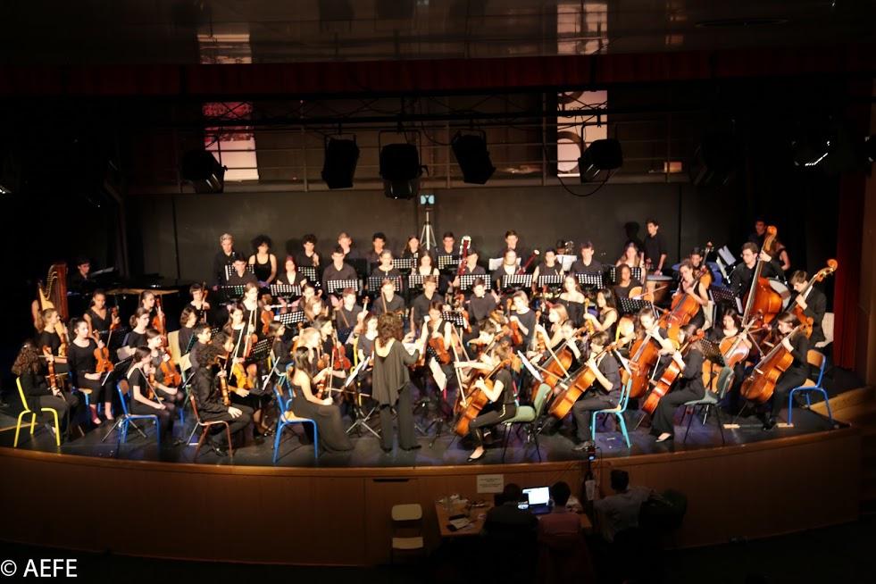 Dans les coulisses de l'Orchestre des lycées français du monde-12