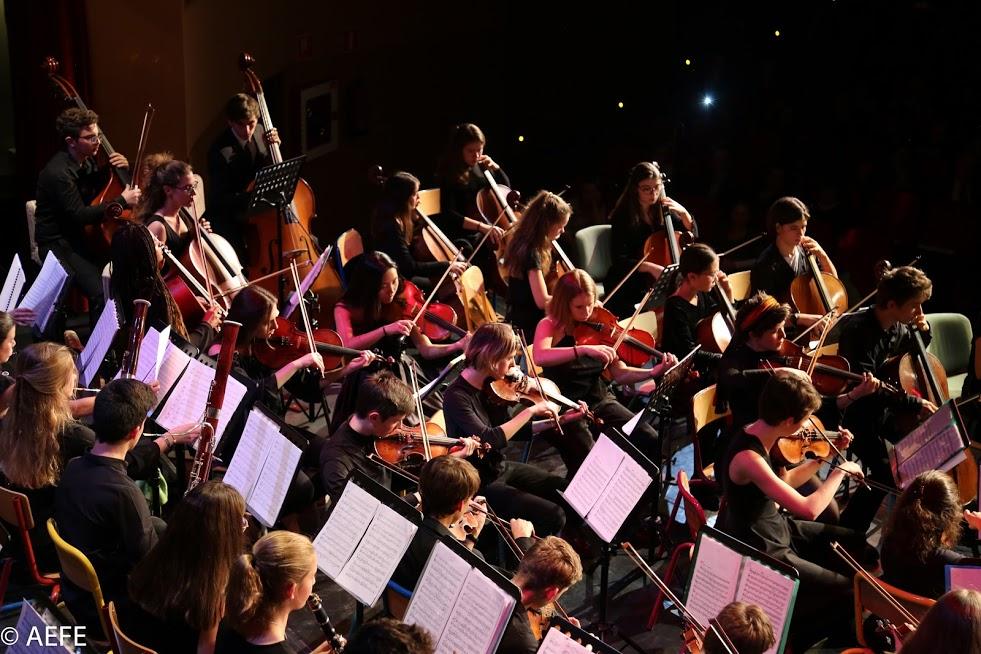 Dans les coulisses de l'Orchestre des lycées français du monde-11