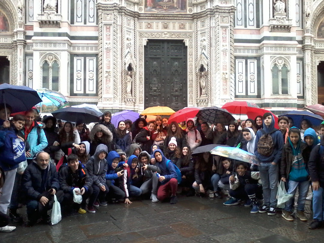 Les 4èmes à Florence, Sienne, Pise, Gênes...-0