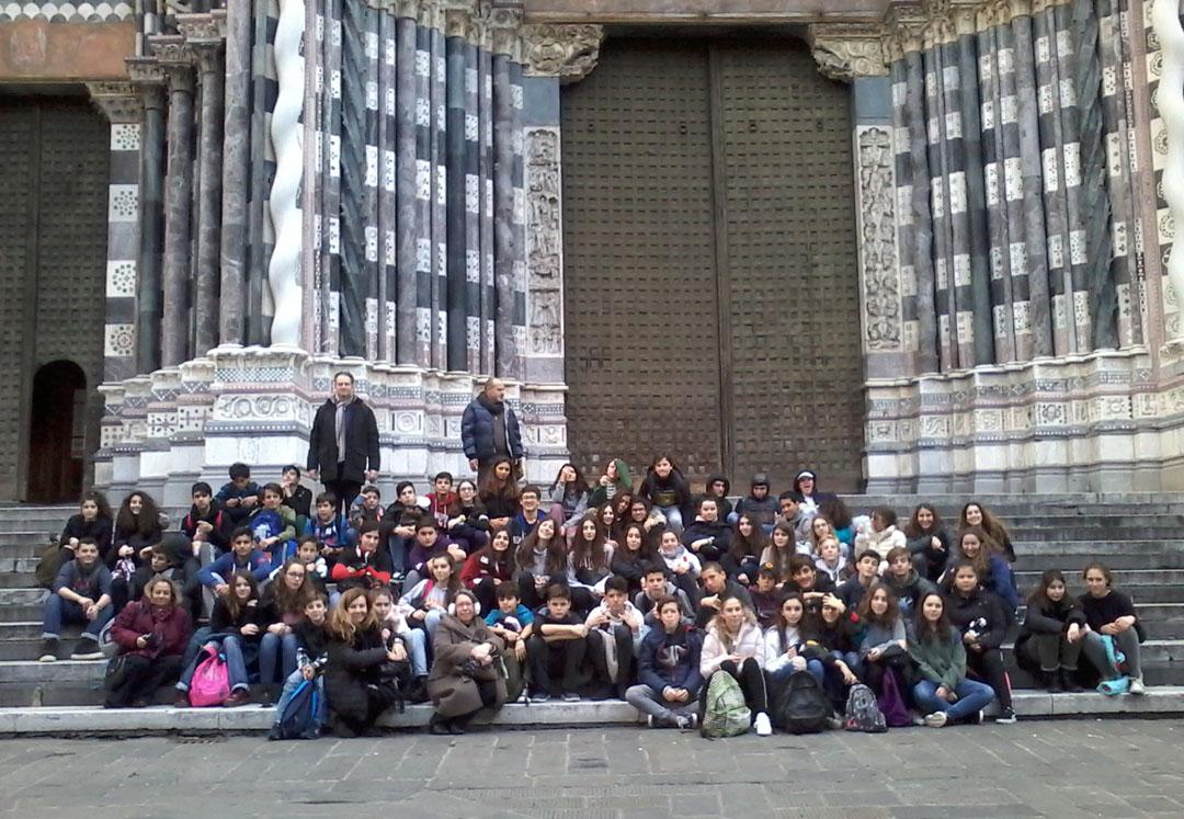 Les 4èmes à Florence, Sienne, Pise, Gênes...-3