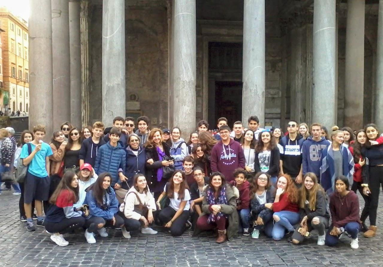 Ένα πανόραμα Ρώμης για τους μαθητές της Α' και Β' λυκείου του Γαλλικού τμήματος-2