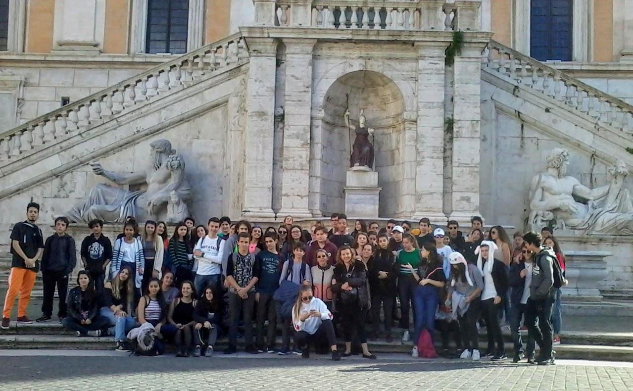 Ένα πανόραμα Ρώμης για τους μαθητές της Α' και Β' λυκείου του Γαλλικού τμήματος-0