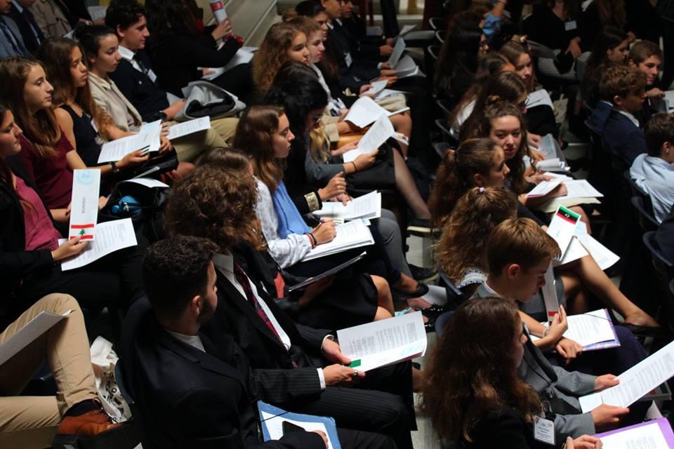 Un LFH MUN bilingue et interzone organisé par nos élèves !-14
