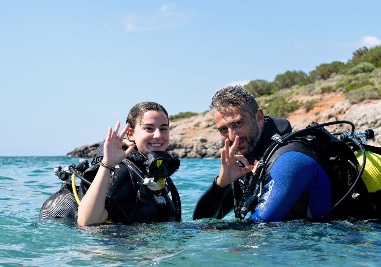 Une plongée sans pression pour les élèves de 2nde-3