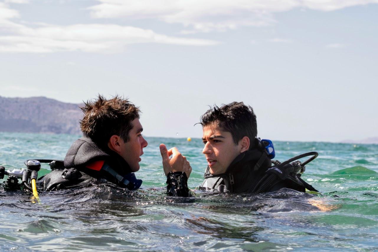 Une plongée sans pression pour les élèves de 2nde-4