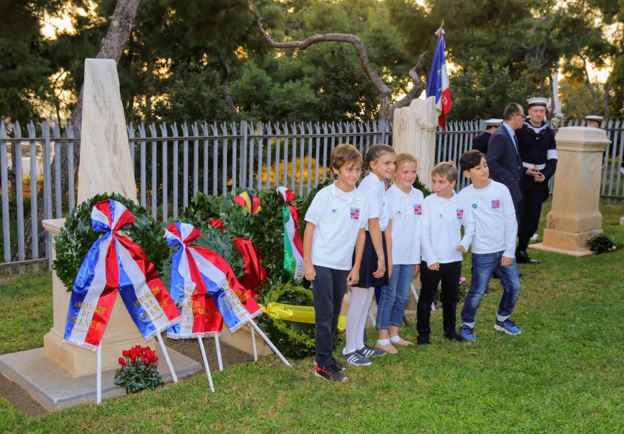 Un 11 novembre aux couleurs du centenaire de la fin de la Grande Guerre-11
