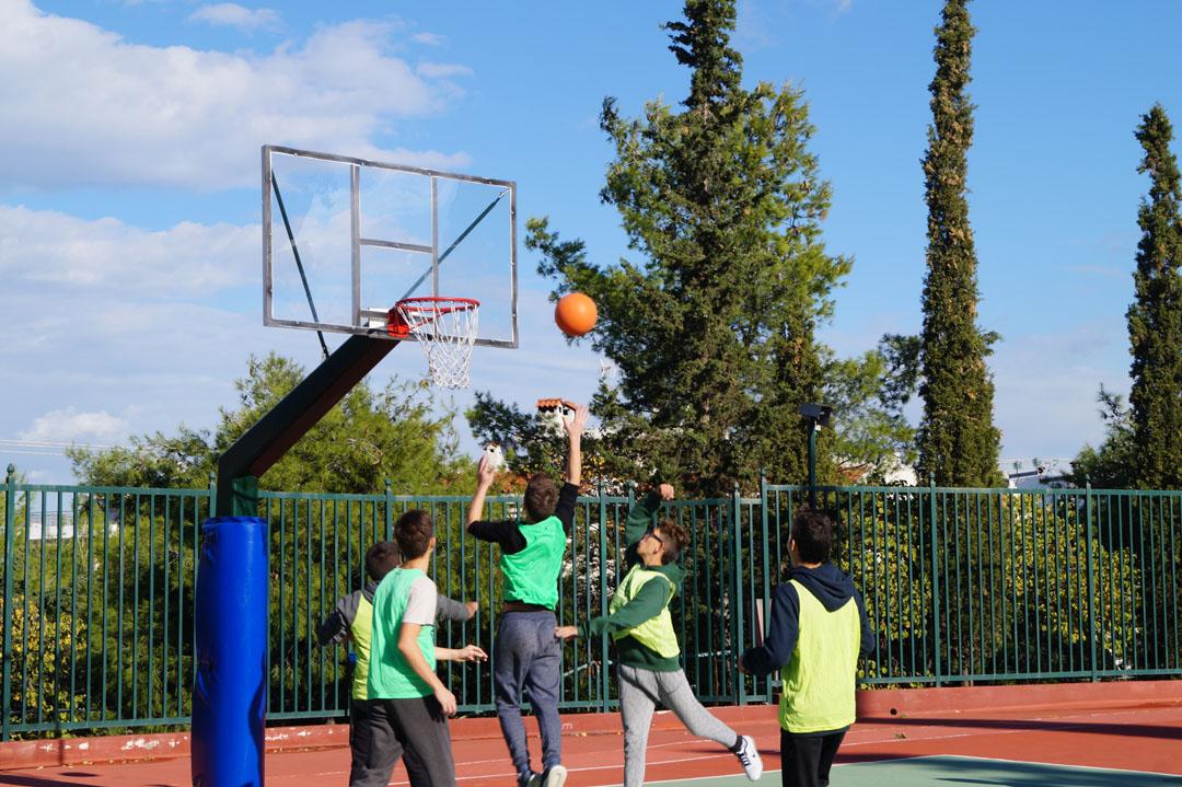 La 1ère session des Olympiades a réuni les élèves de 3ème et de Γ΄-6