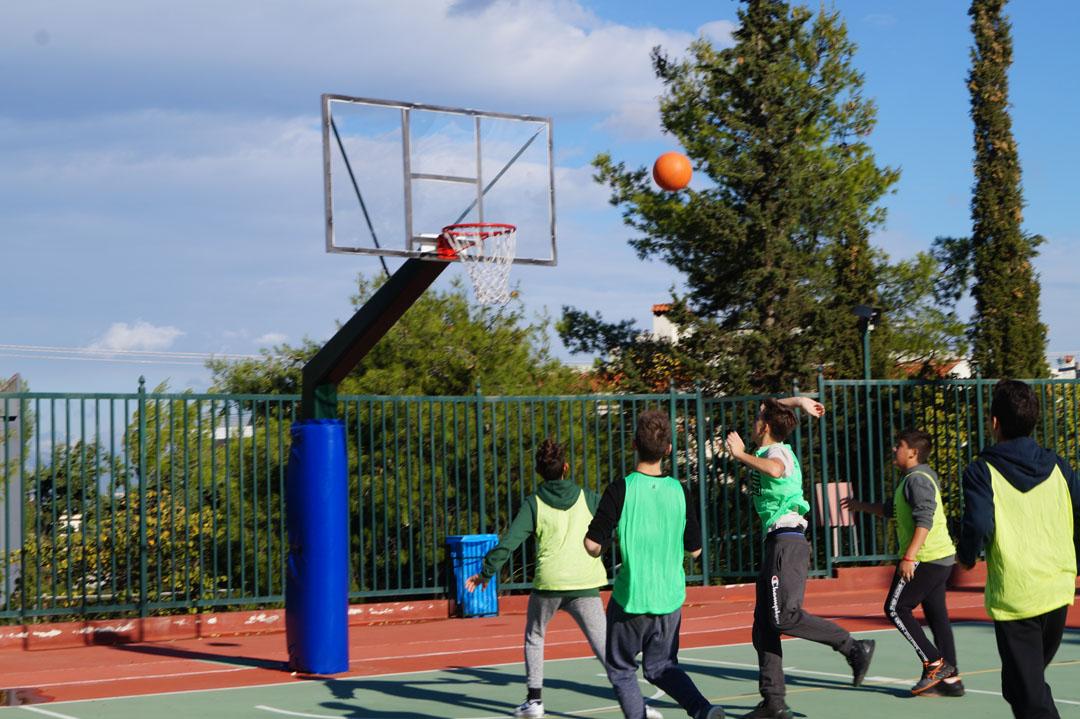 La 1ère session des Olympiades a réuni les élèves de 3ème et de Γ΄-7