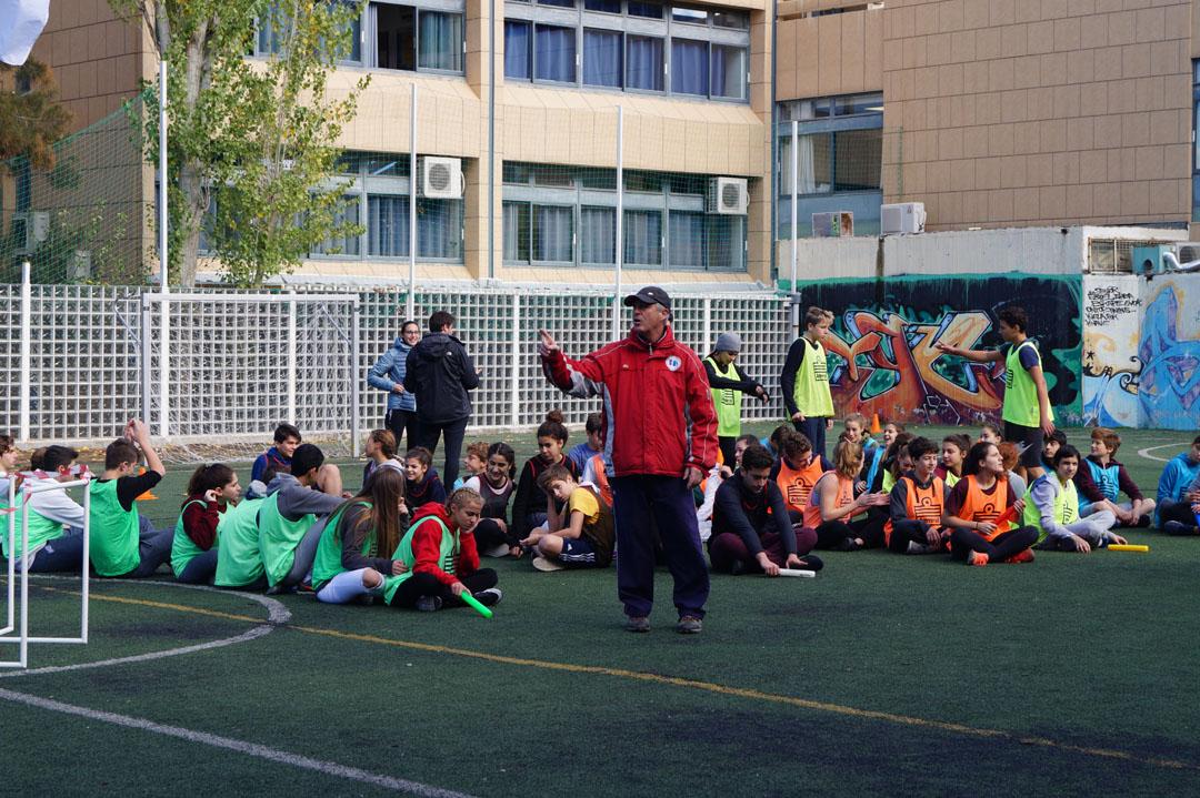 La 1ère session des Olympiades a réuni les élèves de 3ème et de Γ΄-10