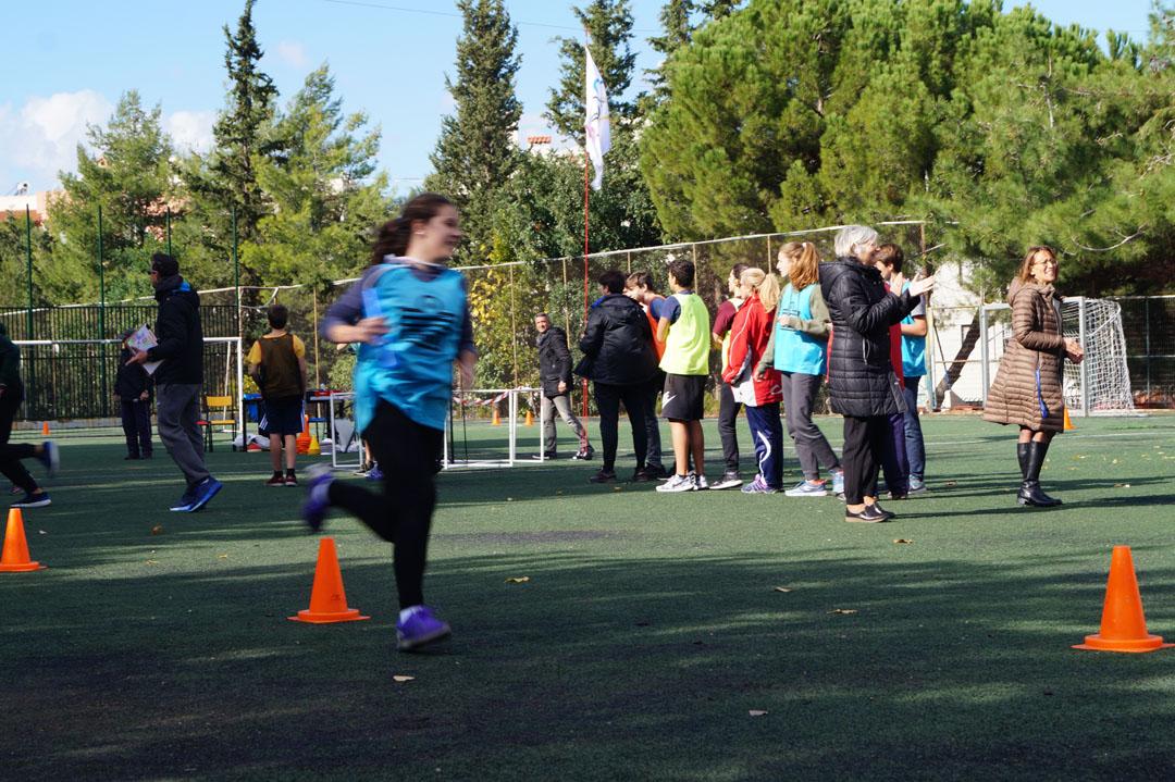 La 1ère session des Olympiades a réuni les élèves de 3ème et de Γ΄-13
