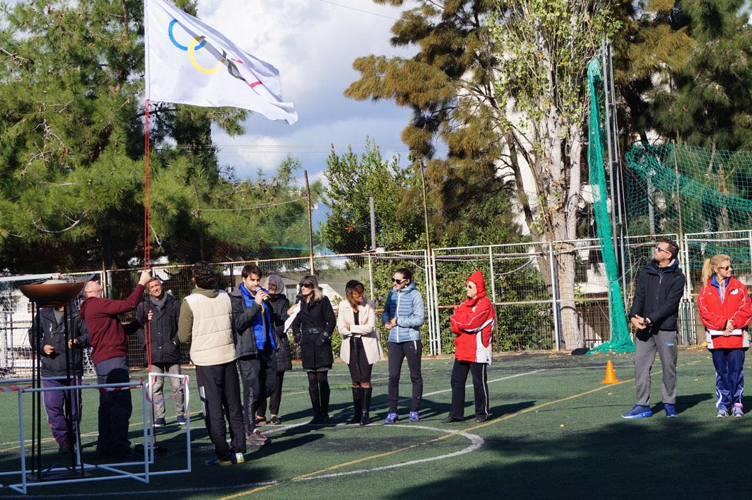 La 1ère session des Olympiades a réuni les élèves de 3ème et de Γ΄-18