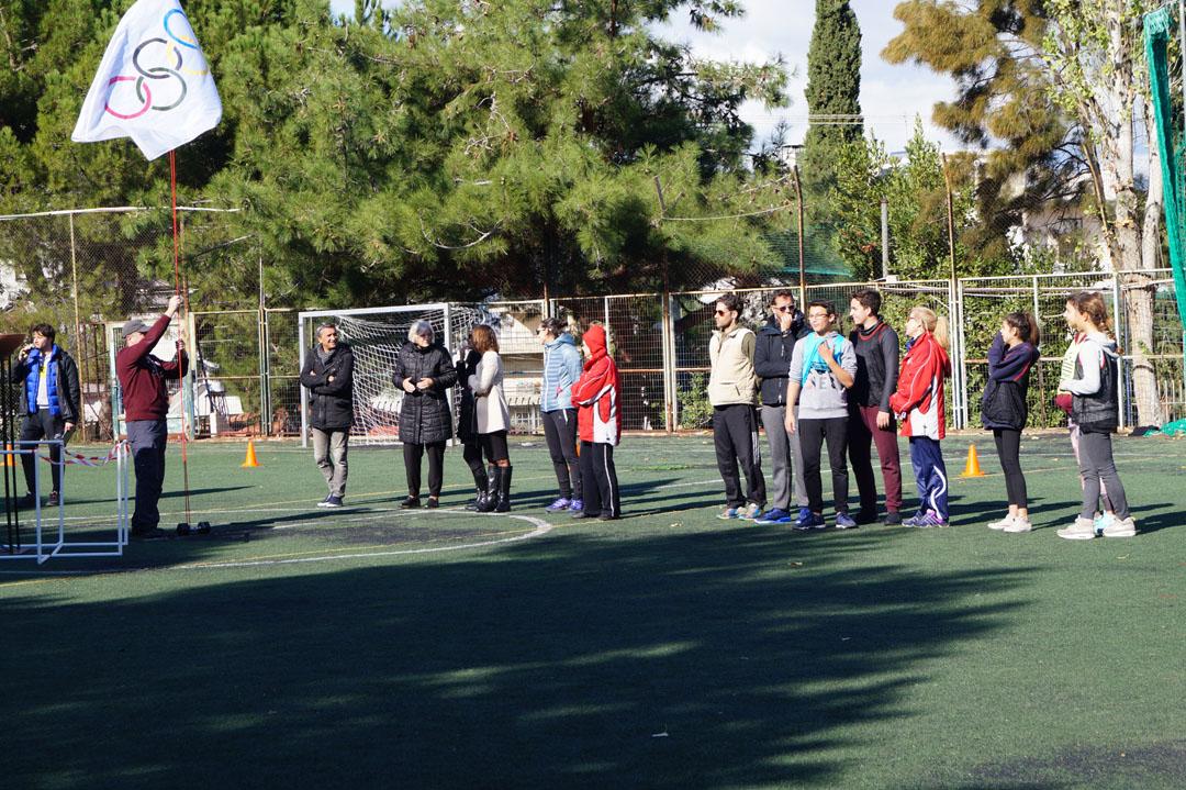 La 1ère session des Olympiades a réuni les élèves de 3ème et de Γ΄-19