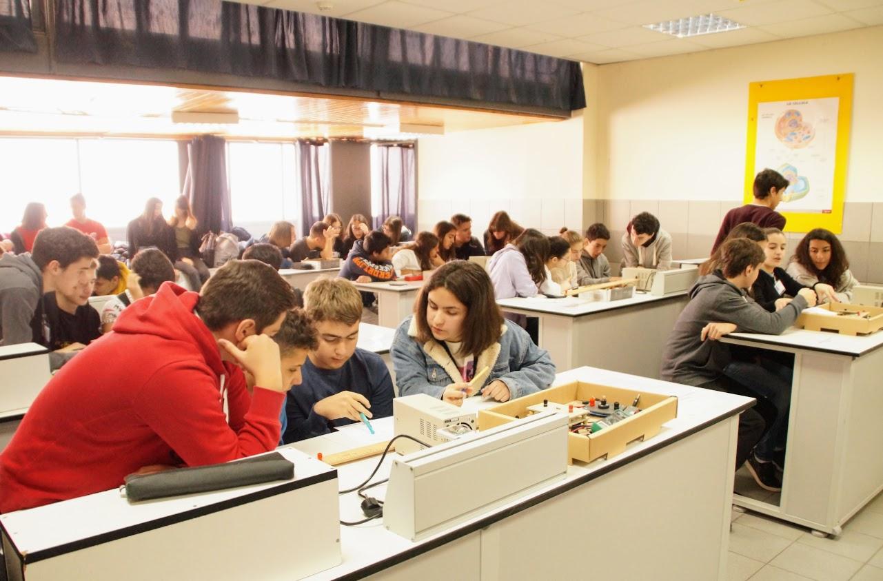 Η Σχολή μας διοργανώνει τον 7ο ΔΙΑΓΩΝΙΣΜΟ ΠΕΙΡΑΜΑΤΩΝ ΦΥΣΙΚΗΣ-1