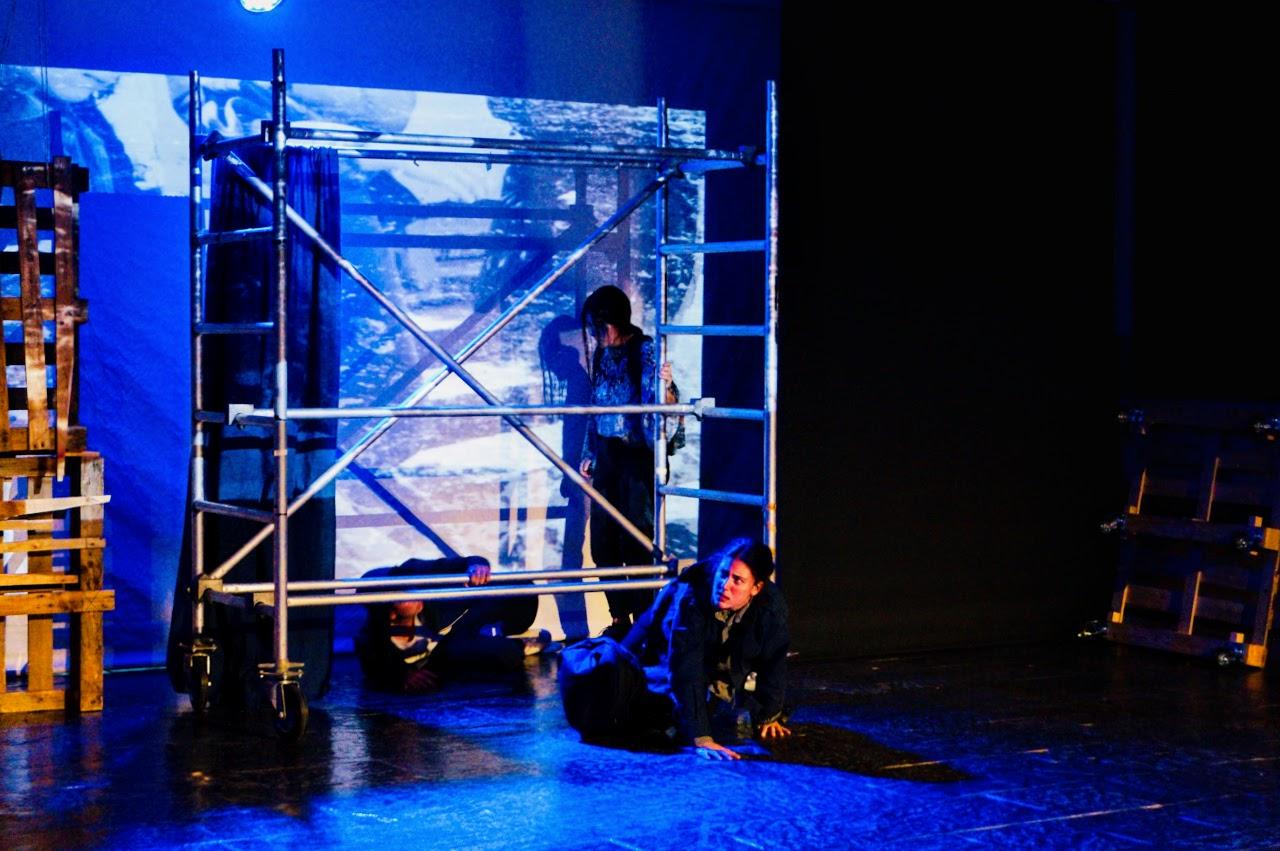 Migraaaants : le spectacle des Terminales option théâtre-1