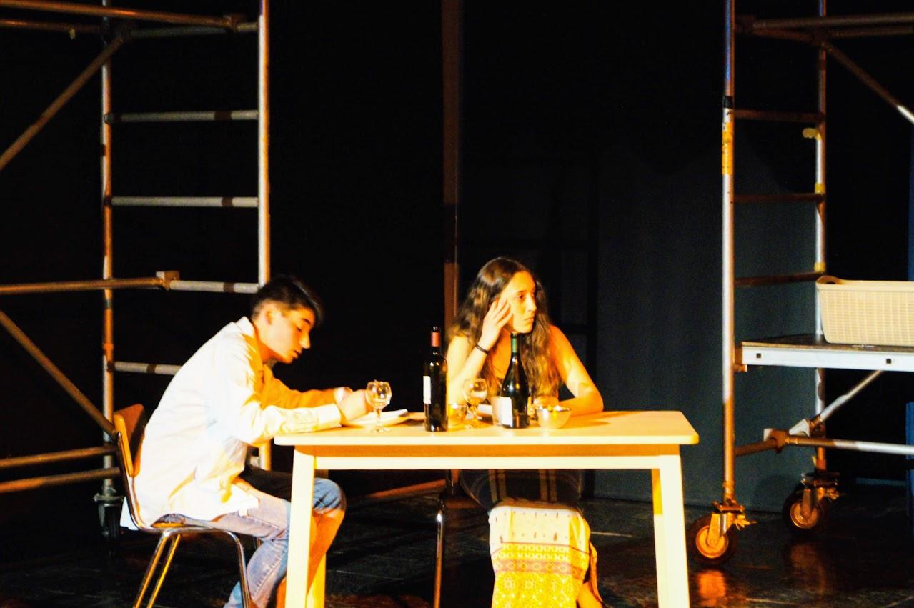 Migraaaants : le spectacle des Terminales option théâtre-2