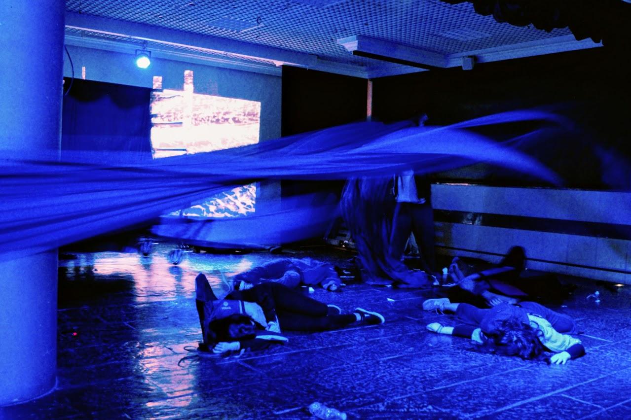 Migraaaants : le spectacle des Terminales option théâtre-5