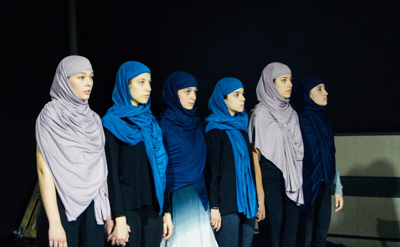 Migraaaants : le spectacle des Terminales option théâtre-7