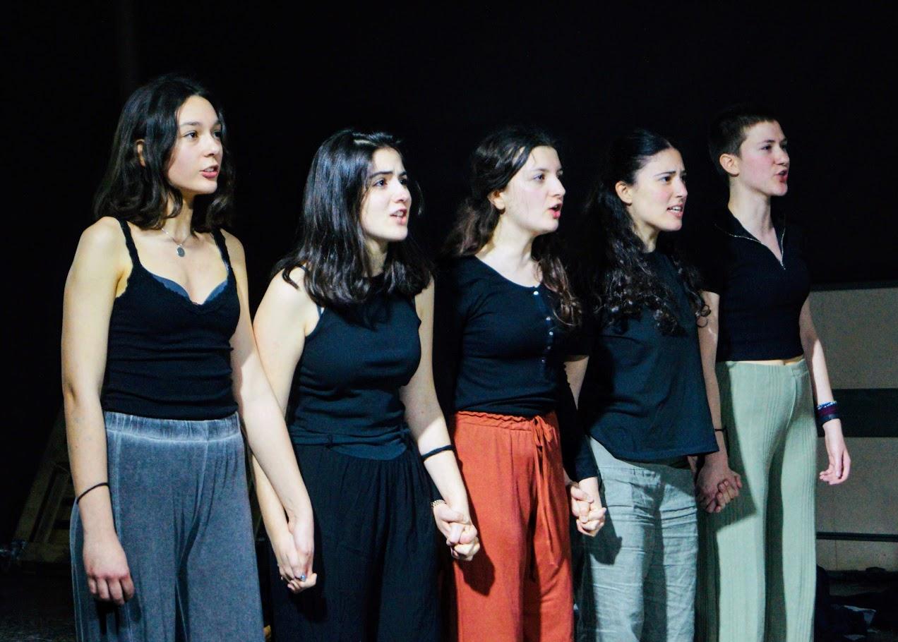 Migraaaants : le spectacle des Terminales option théâtre-9