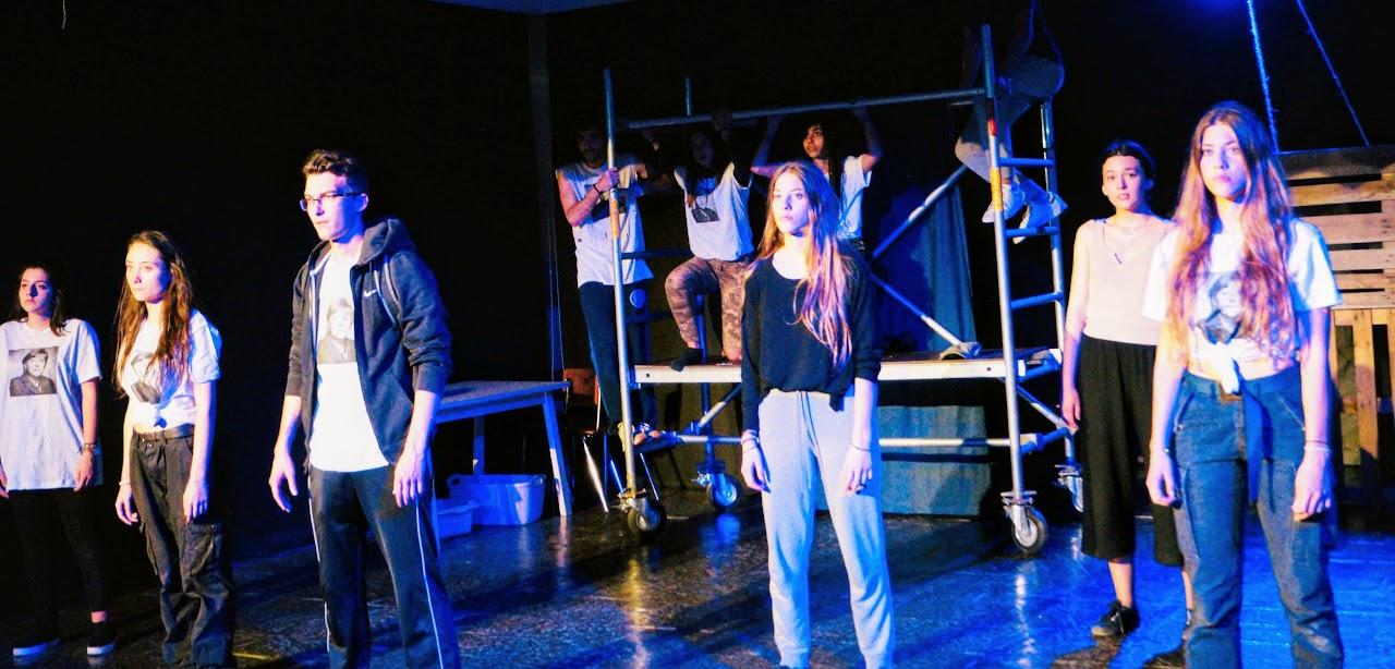 Migraaaants : le spectacle des Terminales option théâtre-11