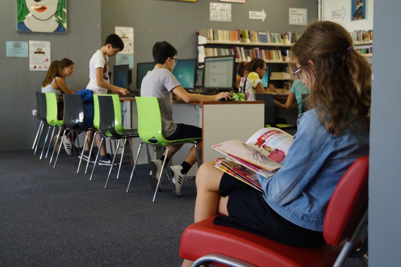 Ημερομηνίες τέλους δανεισμού βιβλίων και DVD για τους μαθητές