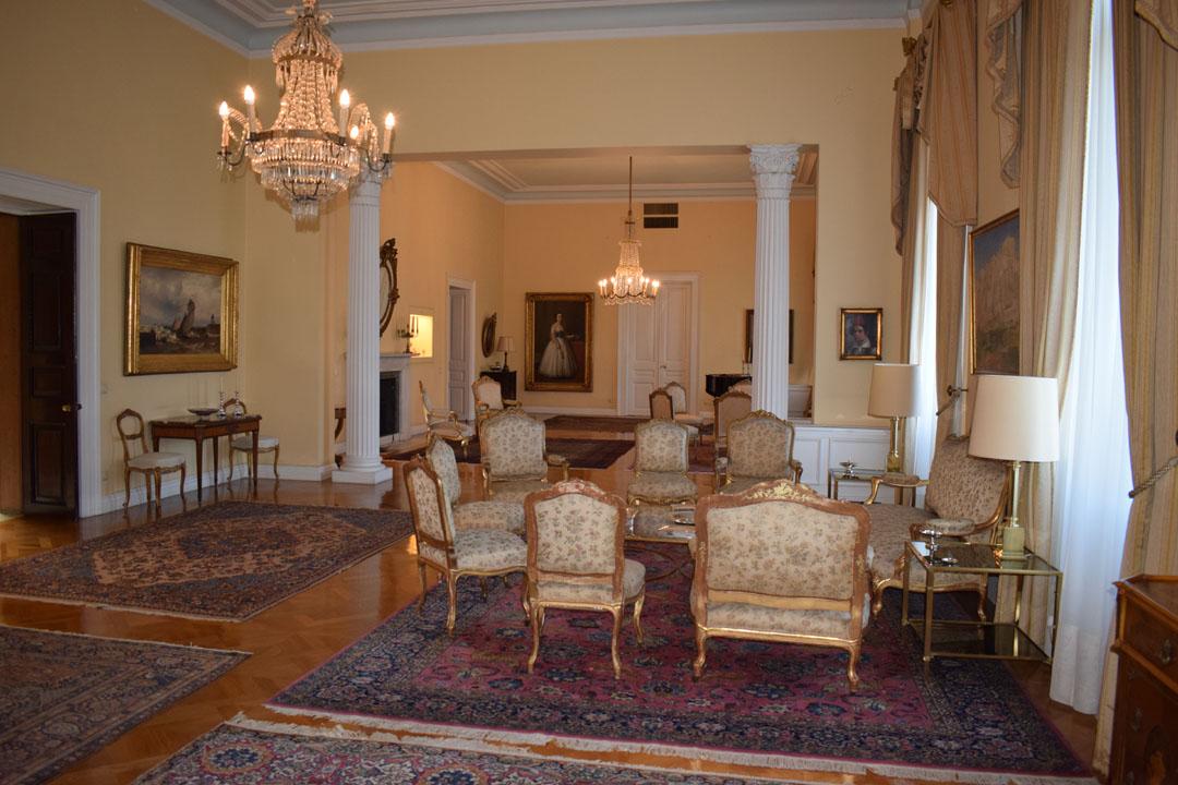 A la découverte de la caserne des Evzones et du Palais présidentiel-28