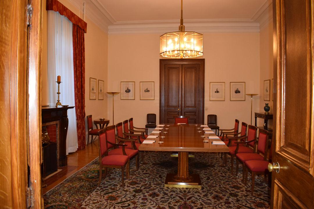 A la découverte de la caserne des Evzones et du Palais présidentiel-35
