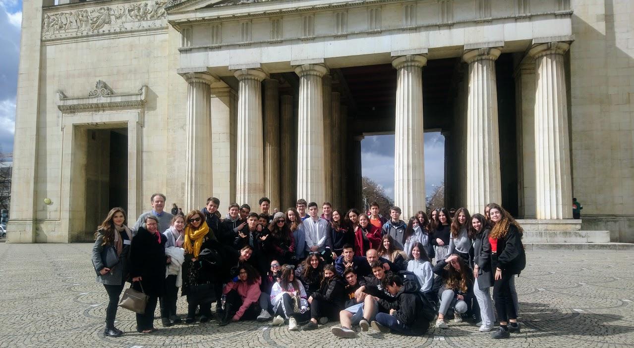 Παιδαγωγικό ταξίδι στο Μόναχο : οι ρίζες του νεοελληνικού κράτους-0