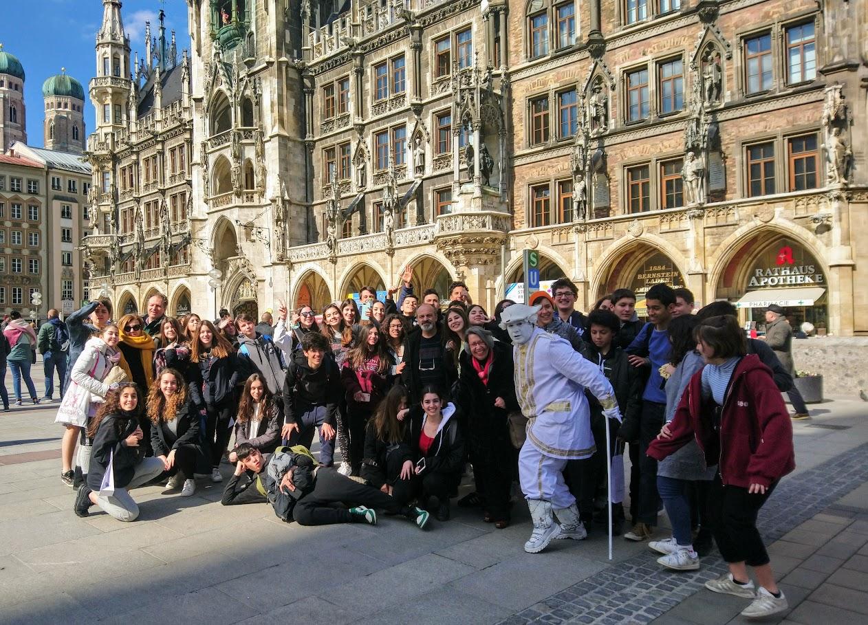 Παιδαγωγικό ταξίδι στο Μόναχο : οι ρίζες του νεοελληνικού κράτους-1