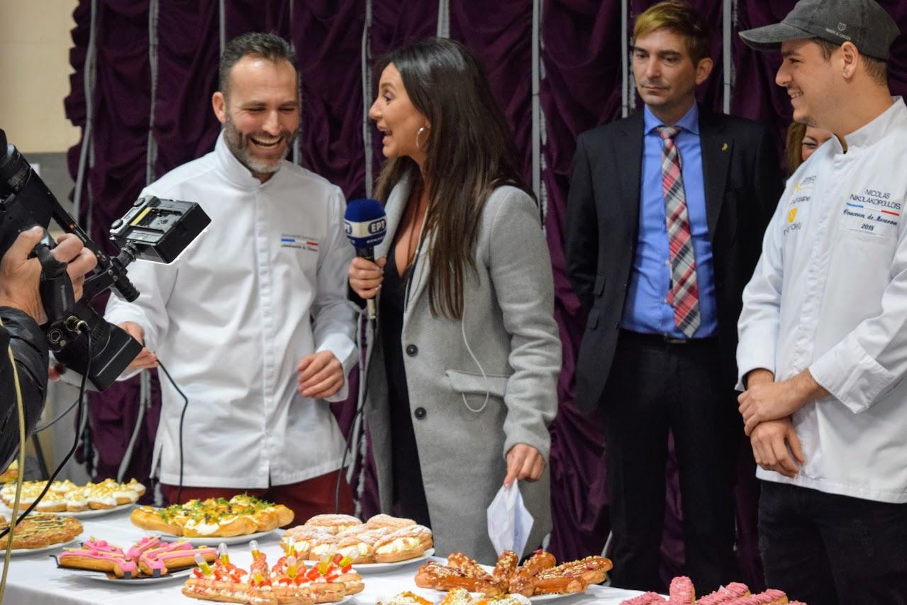 """Concours """"Le meilleur éclair grec 2019"""" organisé par l'Ambassade dans le hall du LFHED !-3"""