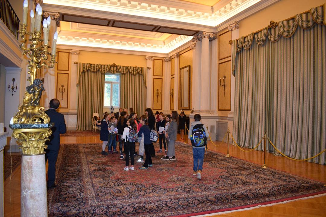 A la découverte de la caserne des Evzones et du Palais présidentiel-39