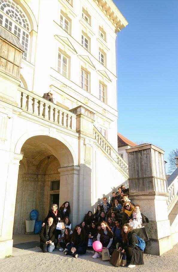 Παιδαγωγικό ταξίδι στο Μόναχο : οι ρίζες του νεοελληνικού κράτους-2