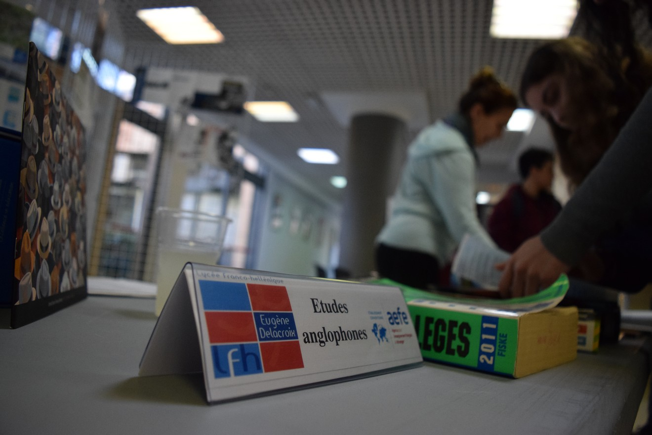 Forum des métiers au LFHED : la vidéo est en ligne !-14