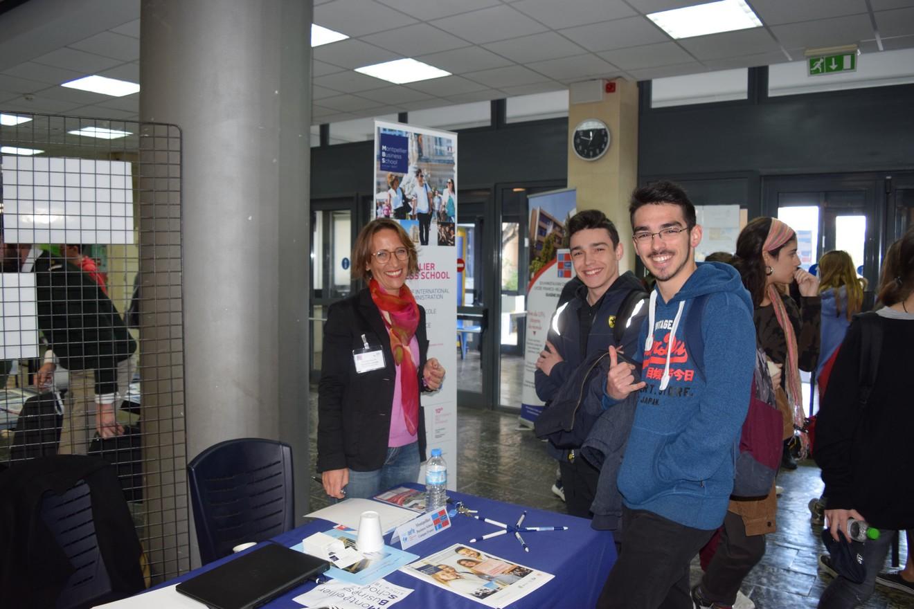 Forum des métiers au LFHED, ouvrons nos horizons !-24