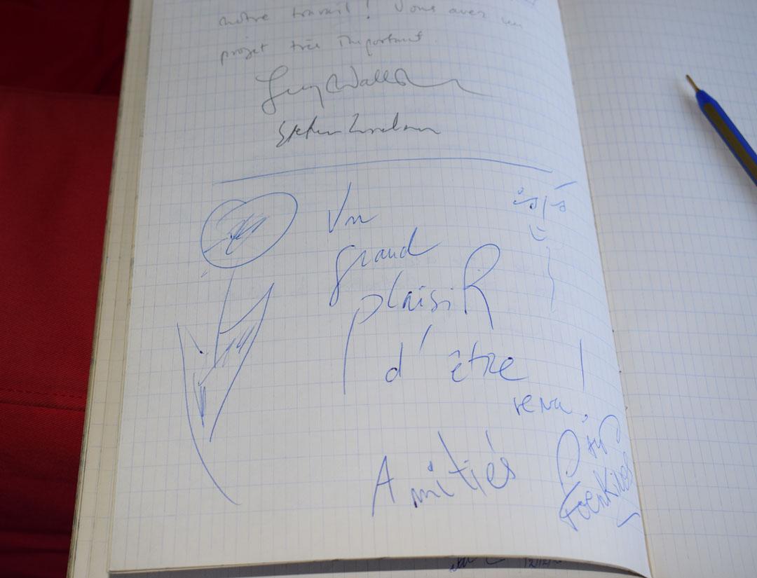 Les élèves de 1ère L partagent un moment privilégié avec l'écrivain David Foenkinos -4