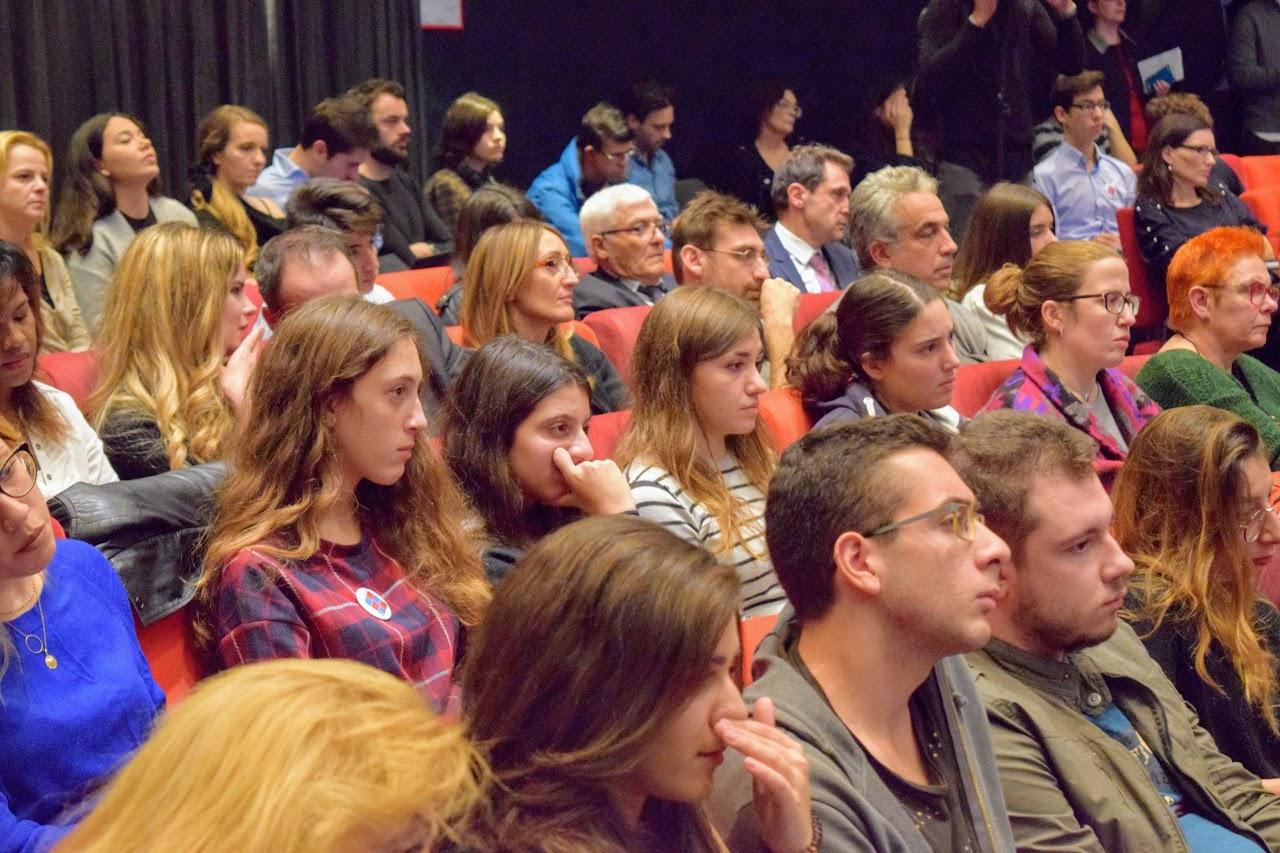 Διάλεξη του François Hollande για την Ευρώπη στο Γαλλικό Ινστιτούτο : οι τελειόφοιτοι του LFHED κάνουν τις ερωτήσεις τους-2