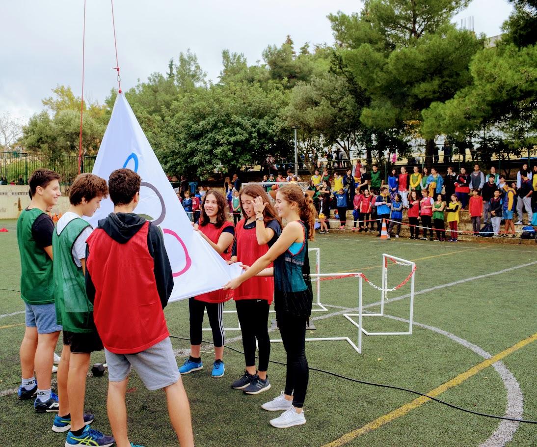 Des Olympiades intersection pour fêter la Semaine des lycées français du monde-3