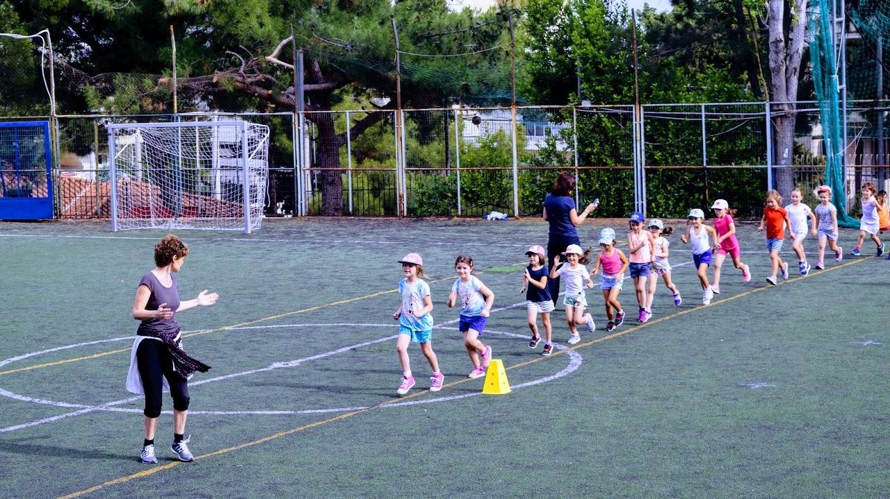 La course longue des élèves de maternelle-0