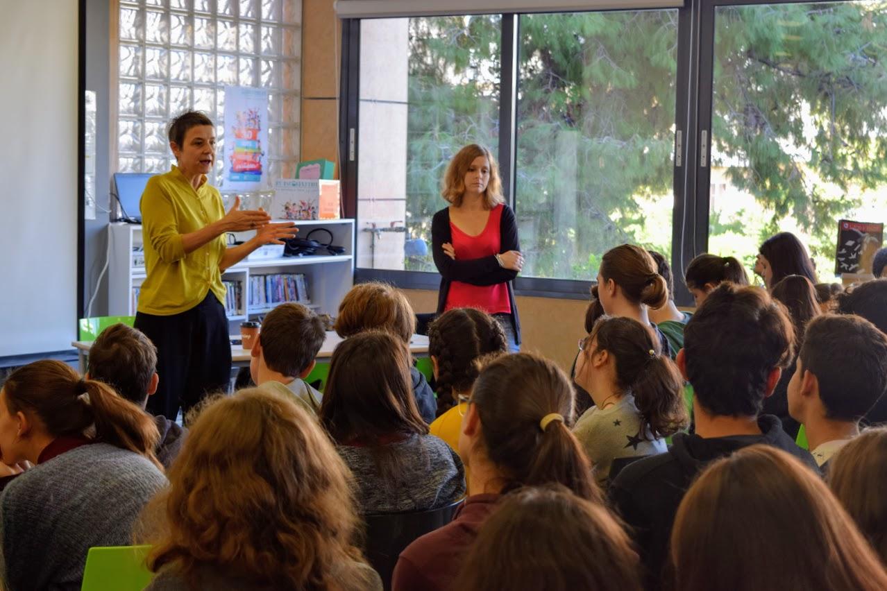 L'aventure du 1er Festival international de cinéma pour enfants et adolescents d'Athènes s'ouvre en cette Semaine des lycées français du monde-0