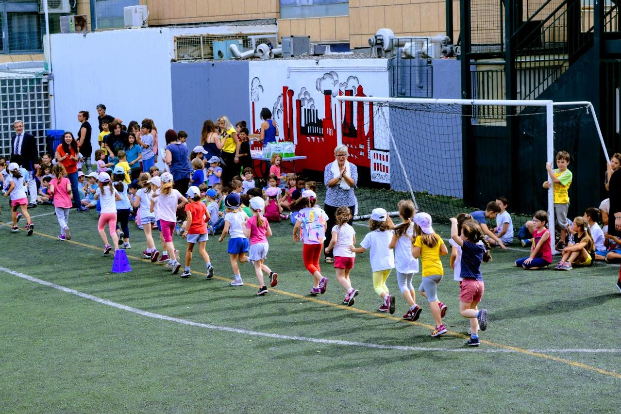 La course longue des élèves de maternelle-2