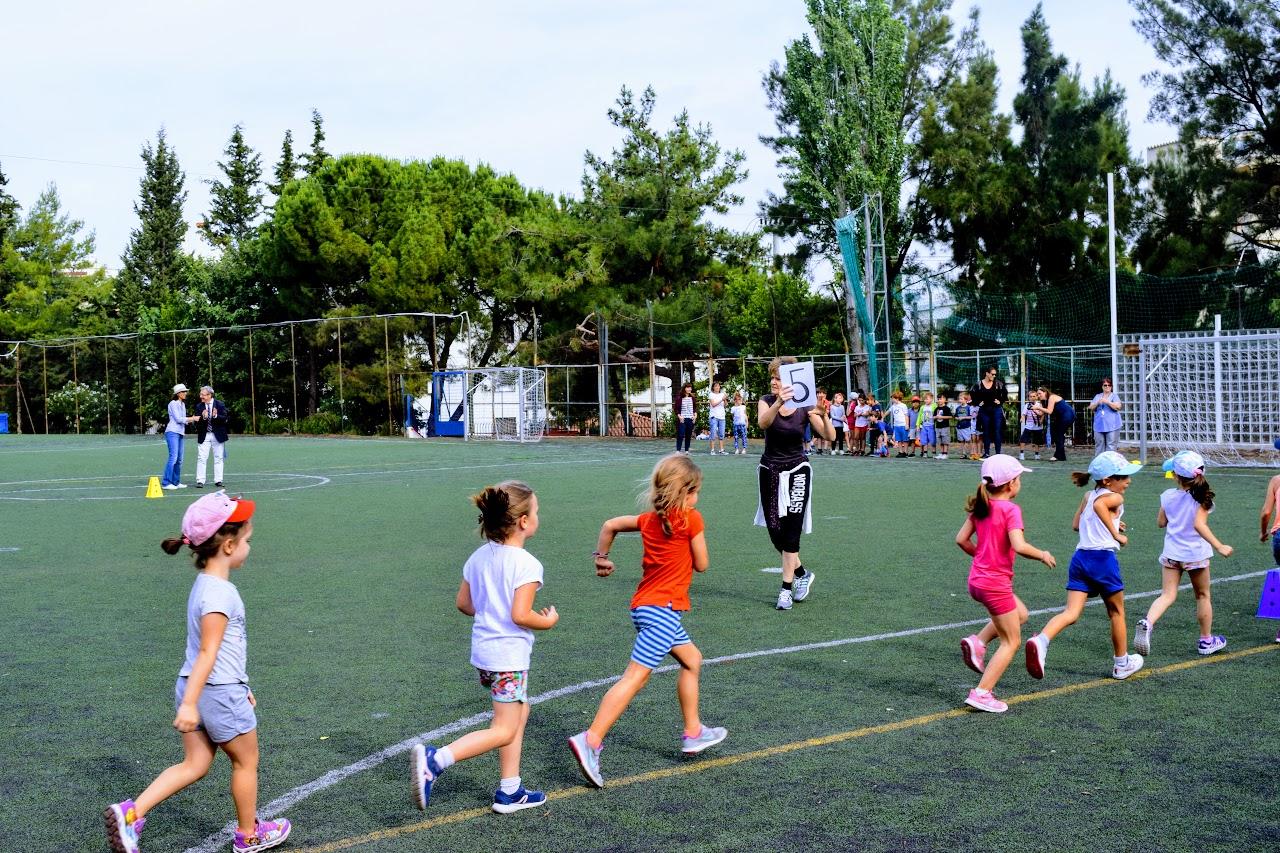La course longue des élèves de maternelle-4