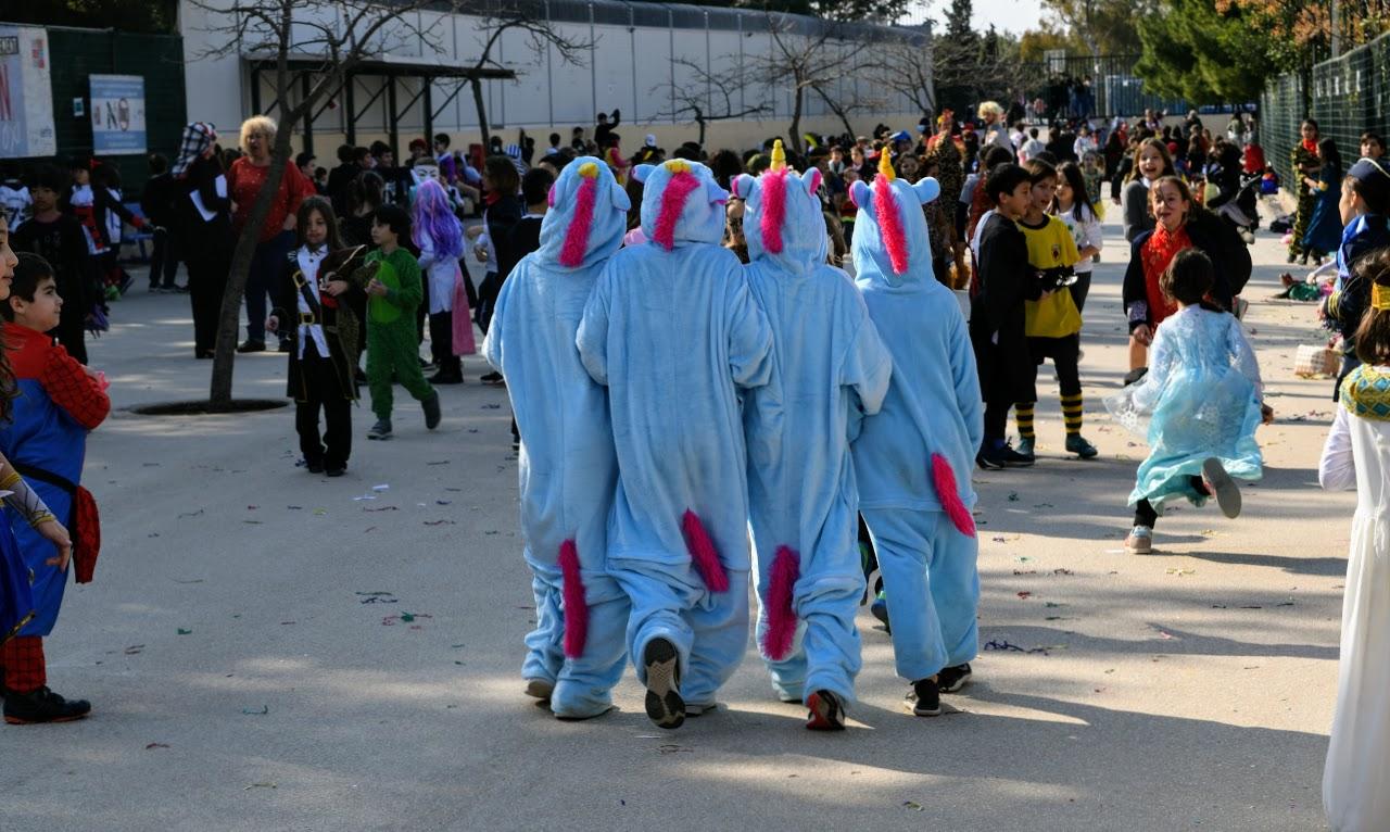 Το όμορφο καρναβάλι της Ελληνογαλλικής Σχολής Ευγένιος Ντελακρουά-0
