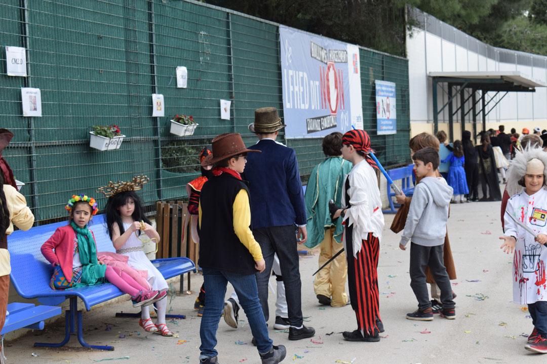 Le carnaval bat son plein au LFHED !-13