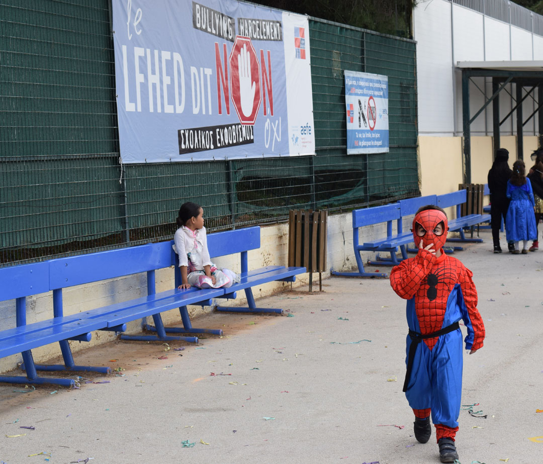 Le carnaval bat son plein au LFHED !-14