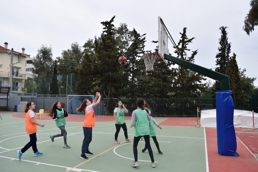 La 2ème session des Olympiades a réuni les 5e, 4e, B' et Γ'-16