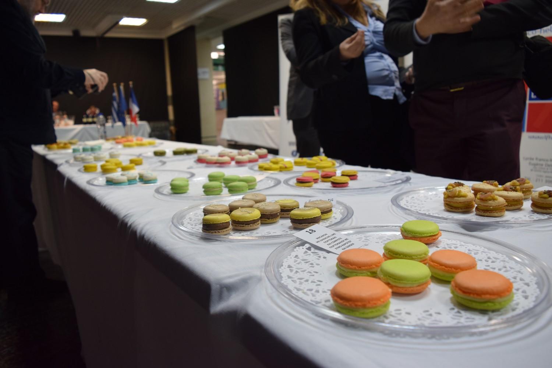 Concours de macarons, au goût de la Grèce-2