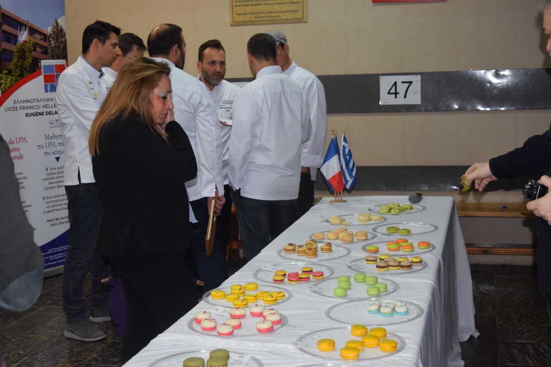 Concours de macarons, au goût de la Grèce-4