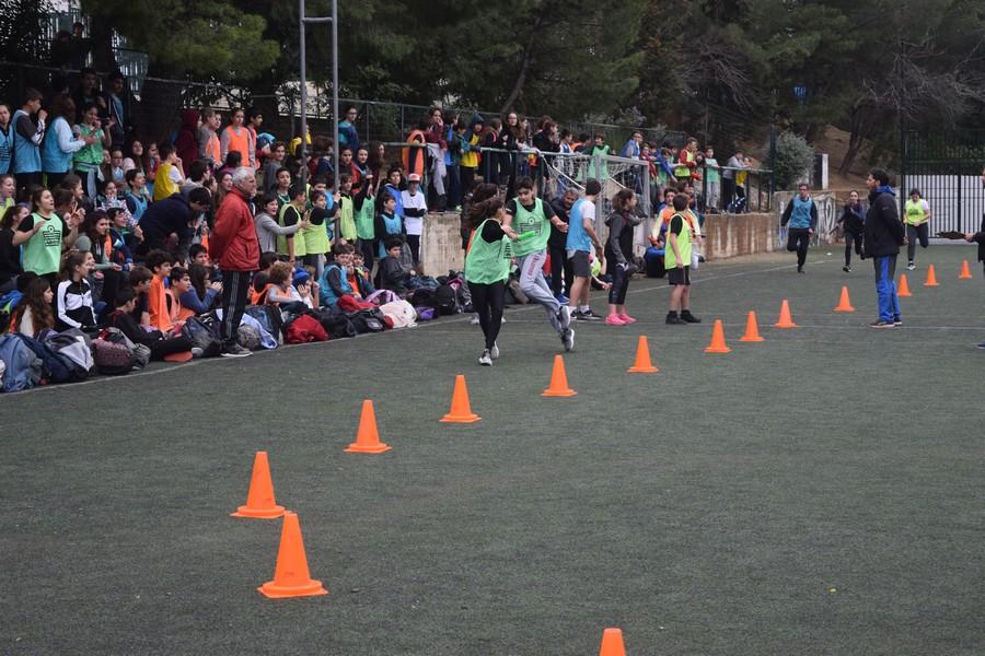 La 2ème session des Olympiades a réuni les 5e, 4e, B' et Γ'-26