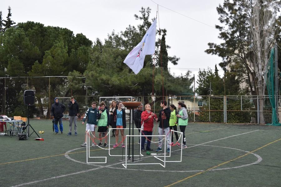 La 2ème session des Olympiades a réuni les 5e, 4e, B' et Γ'-36